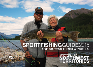 2015 NWT Fishing Guide
