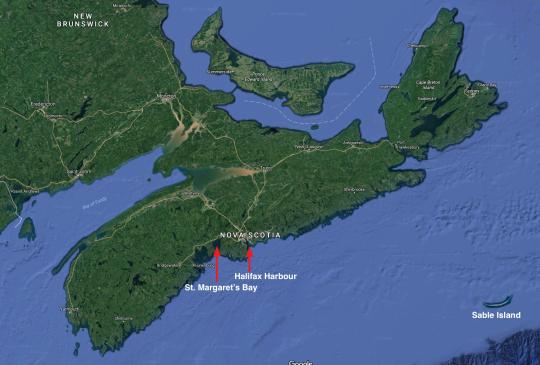 Nova Scotia Waters